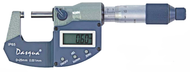 "Dasqua 0-1""/0-25mm IP65 Electronic Micrometer - 4209-0012"