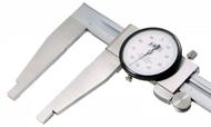 Precise Ultra Series Long Range Dial Calipers