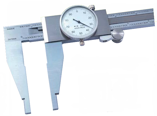 4100-2424 24 Long Range Heavy Duty DIAL Caliper