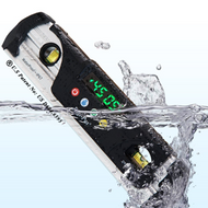 Digi-Pas Waterproof Torpedo Digital Level - DWL-280PRO
