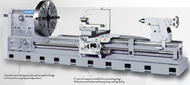 "Sharp-Industries 6"" Bore Precision Lathe  - 44120M"