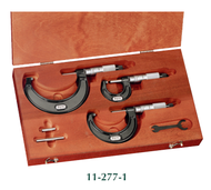 Starrett Series 436 Outside Micrometer Sets