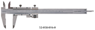"Fowler 0-6"" Vernier Caliper with Fine Adjustment - 52-058-016-0"