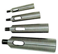 Precise Hardened and Standard Morse Taper Drill Sleeves