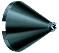 "Rohm Integral Tool LH Rotation Driving Disc, 680 Series .394"" Clamp Dia. - HK8088082"