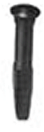 Roper Whitney Round Head Forming Stake - 965
