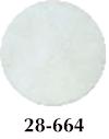 Proxxon Lambswool Polishing Disc - 28-664