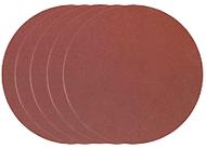 Proxxon Self-Adhesive Corundum Sanding Discs, 80 Grit - 28-970