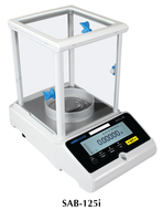 Adam Solis Analytical and Semi-Micro Balances, 62g / 120g Capacity - SAB-125i