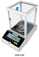 Adam Solis Analytical and Semi-Micro Balances, 120g Capacity - SAB-124i