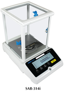 Adam Solis Analytical and Semi-Micro Balances, 310g Capacity - SAB-314i
