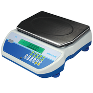 Adam Cruiser Bench Checkweighing Scale, 35 lb. / 16kg Capacity - CKT-16UH