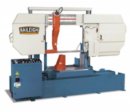 "Baileigh Semi Automatic Horizontal Bandsaw 27.5"" Round Capacity - BS-700SA"