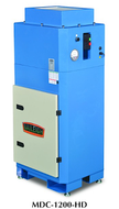 Baileigh Heavy Duty Metalworking Dust Collectors