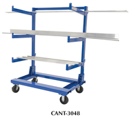 Vestil Portable Cantilever Carts