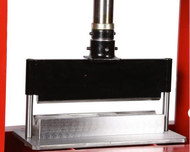 Woodward Fab Shop Press Bending Brake - WFPB12