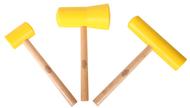 Woodward Fab 3 Piece Barrel Mallet Set - MFM3SET