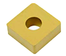APT TiN Coated Carbide Insert - SNMA-322-TC