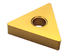 APT TiN Coated Carbide Insert - TNMA-322-TC