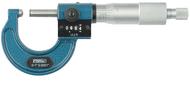 Fowler Digit Counter Ball-Anvil Micrometers