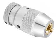 "Precise Keyless High Precision Heavy Duty CNC Drill Chuck, 1/32""-3/8"" - 202-466"