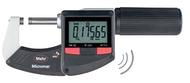 """Mahr Micromar 40 EWRi-L Wireless Digital Micrometer, Range 2""""-3""""/50-75mm - 4157122"""