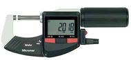 "Mahr Micromar 40 EWR Digital Micrometer, 0-1""/0-25mm - 4157000"