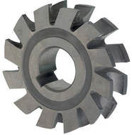Precise HSS Concave Milling Cutters