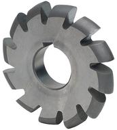 Precise HSS Convex Milling Cutters