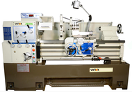"Victor S1700EVS Series Precision Heavy Duty Electronic Variable Speed Lathes, 3"" Bore"