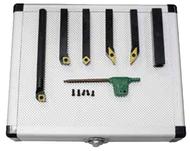 Precise 6 Piece Turning Tool Holder & Boring Bar Sets