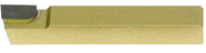Precise Carbide Tipped Tool Bits, Left Hand AL Style, Grades C2/C5