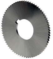 Precise High Speed Steel Screw Slotting Saws
