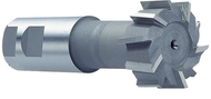 Precise T-Slot Milling Cutters