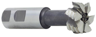 Precise Cobalt E22-R Roughing T-Slot Milling Cutters