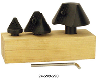 Precise Indexable Countersink Sets