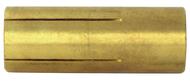 Acro Laps Brass Barrels for Blind Hole Barrel Laps