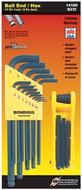 Bondhus Balldriver L-Wrench & Gorilla Grip Hex Key Sets