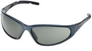 Elvex XTS™ Scratch Resistant Gray Lens Safety Glasses SG-24G - 96-004-807