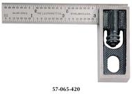 Starrett 4R Grad Double Squares