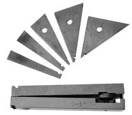 Precise 6 Piece Tangent Bar & Angle Block Set - 3402-0962