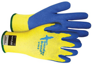 BDG DuPont Kevlar Seamless Machine Knit Gloves W/Latex Palm