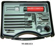 Shaviv Complete Universal Deburring Tool Sets