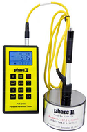 Phase II Portable Rugged Hardness Tester - PHT-2100