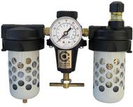 Coilhose Pneumatics Heavy Duty Filter/Regulator/Lubricator w/Assemblies