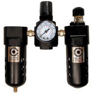 Coilhose Pneumatics Compact Series Filters, Regulators, & Lubricators