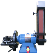 Baileigh Combination Disc/Bench Grinder & Belt Grinders