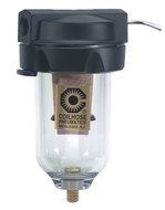 Coilhose Pneumatics Polycarbonate Bowl Heavy Duty Filters