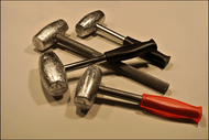 Cook Non Marring Lead Hammers