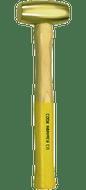 Cook Non-Sparking Brass Hammer  1/2 lb - BHC-701